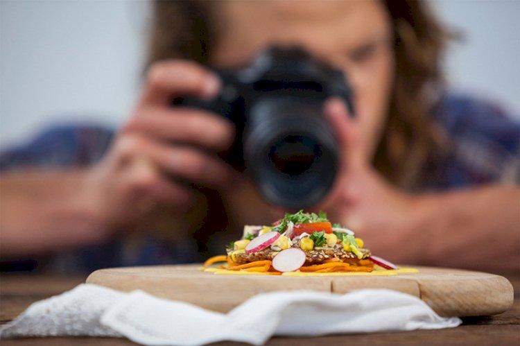 3 truques para fotos de comida que ninguém conta