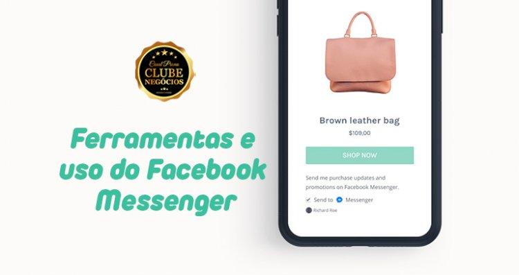 Como vender produtos pelo Facebook Messenger, Direct e Whatsapp