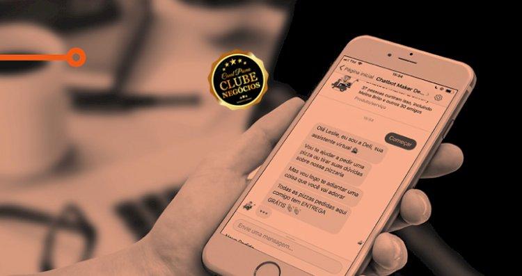 Administre seu restaurante de casa com o novo recurso do Clube de Negócios, 'Delivery por Chatbot'.